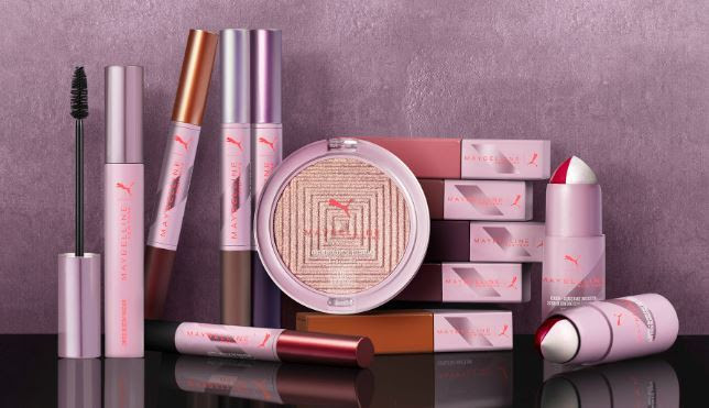 Maybelline x Puma Collection