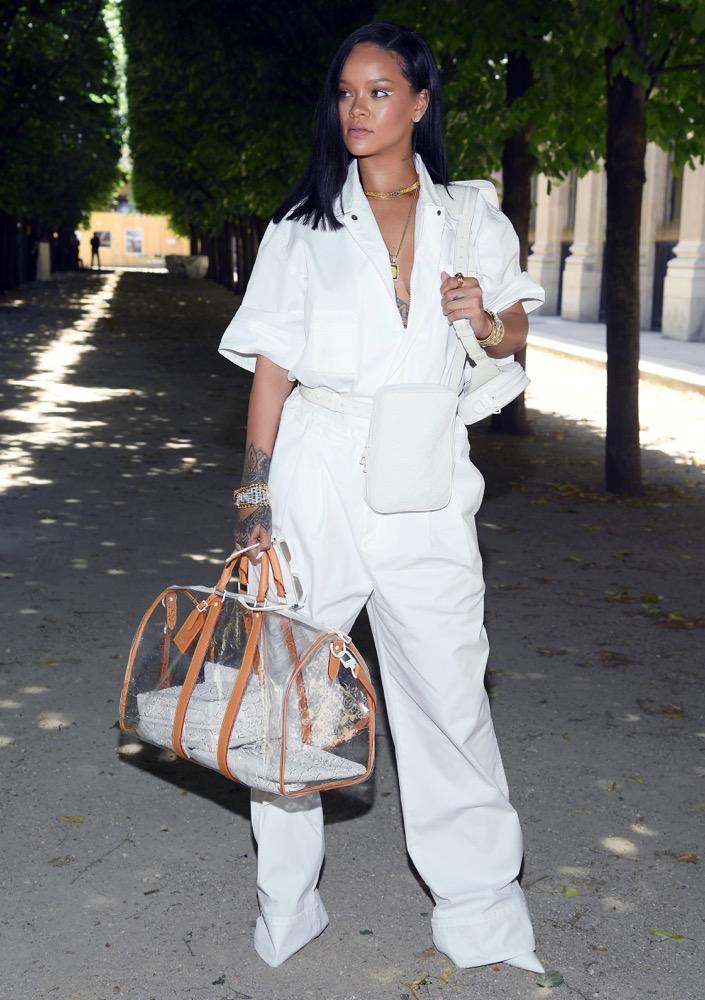 Rihanna is finally giving us a peek at Fenty.