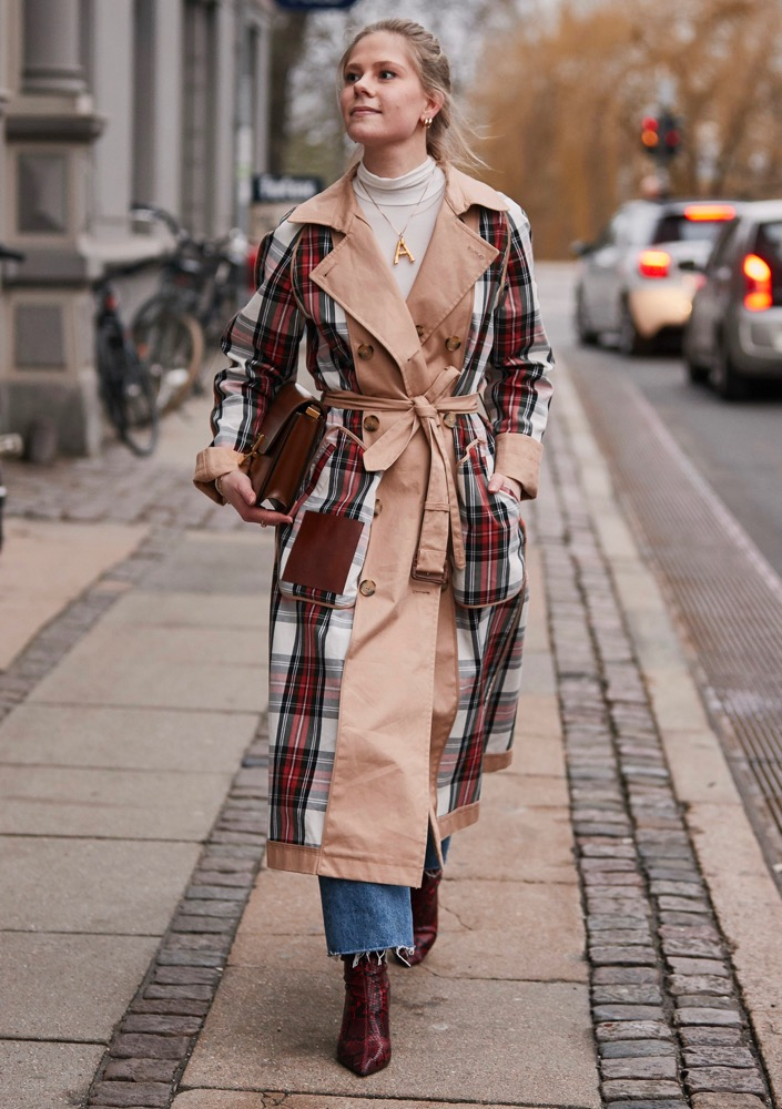 The not-so-classic trench.