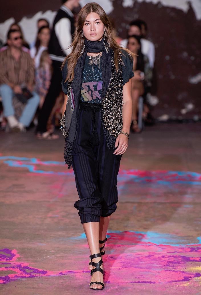 Etro Spring 2020 Menswear.