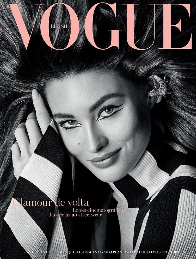 Vogue Brazil June 2019 : Grace Elizabeth by Giampaolo Sgura