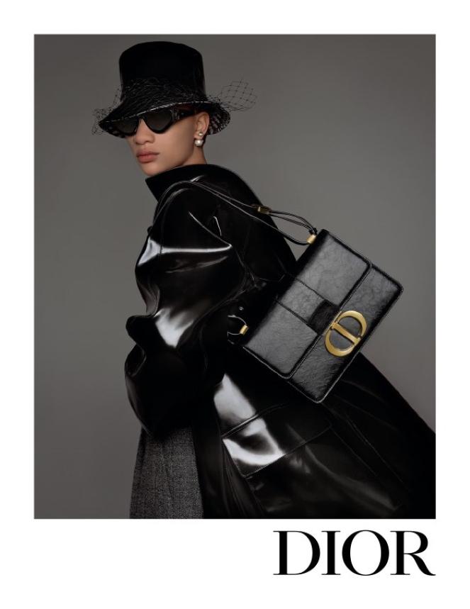 Christian Dior F/W 2019.20 : Selena Forrest & Ruth Bell by Brigitte Niedermair