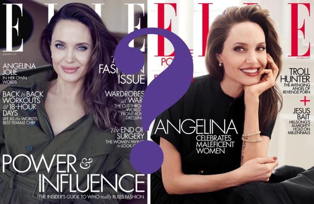 UK Elle September 2019 : Angelina Jolie by Alexi Lubomirski