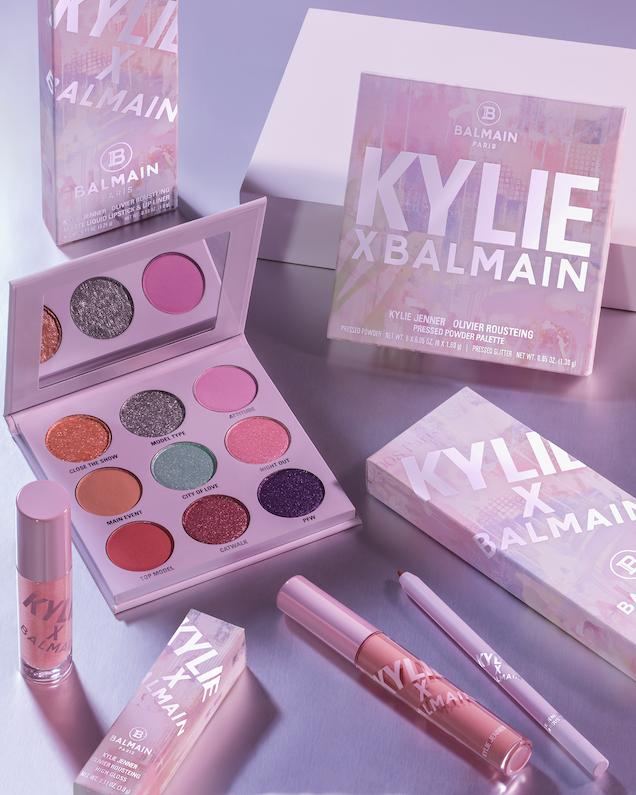 Kylie x Balmain