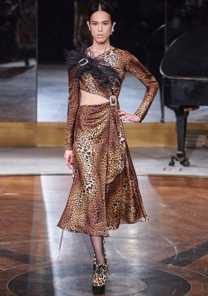 Dara Allen New York Fashion Week Fall 2020
