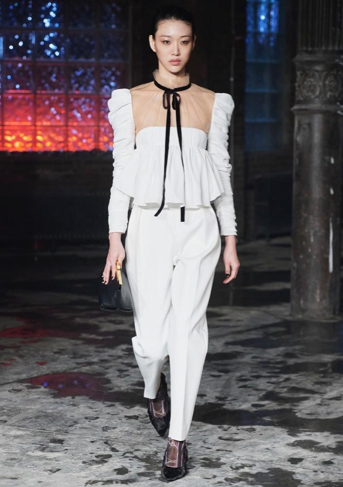 Sora Choi New York Fashion Week Fall 2020