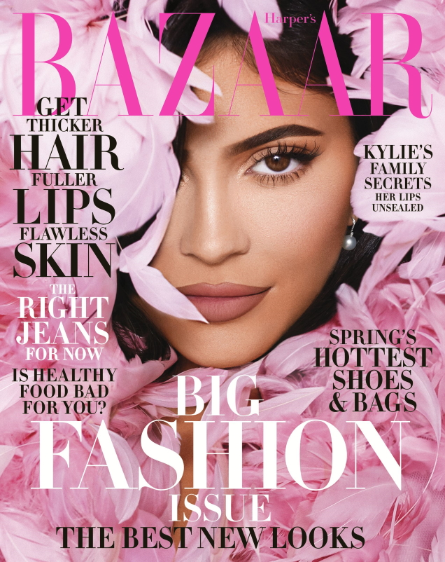 US Harper's Bazaar March 2020 : Kylie Jenner by The Morelli Brothers