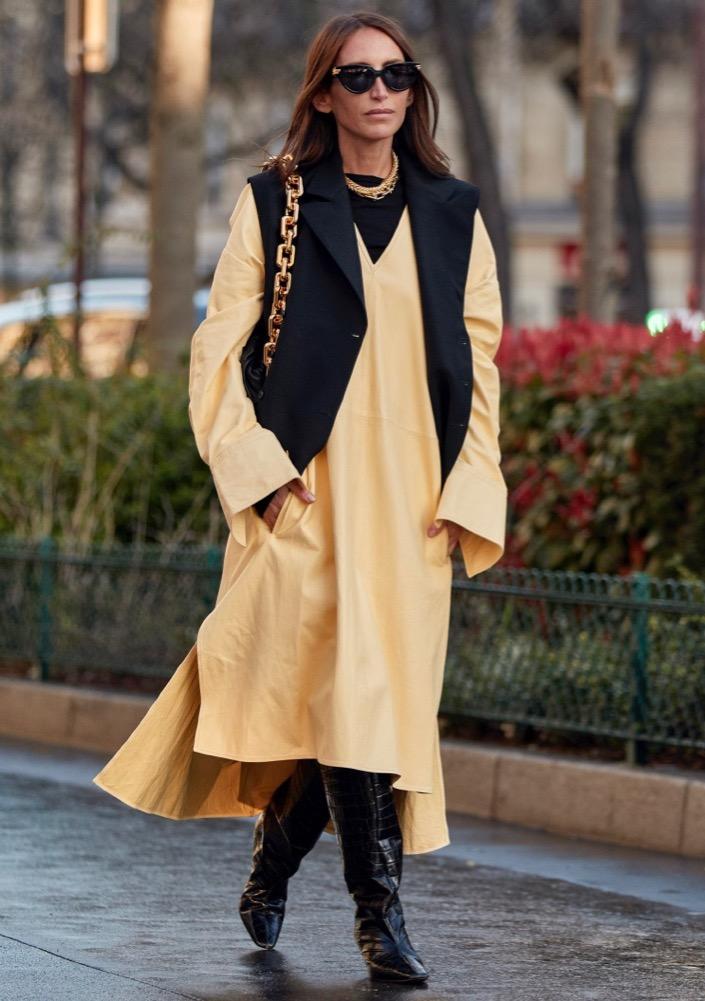 Paris Fall 2020 Street Style