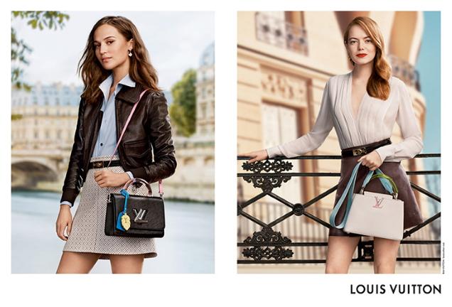 Louis Vuitton 'New Classics' Handbags 2020 by Craig McDean