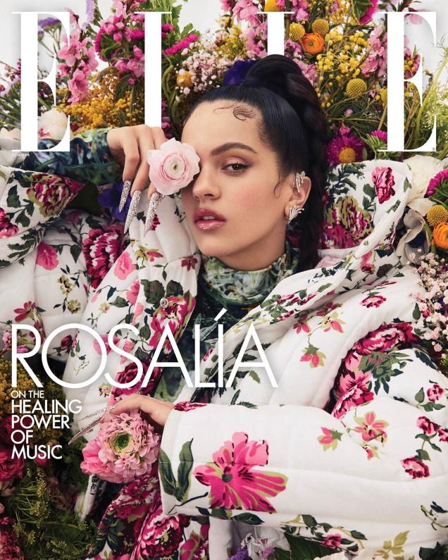 US Elle Summer 2020 : Rosalia by Zoey Grossman