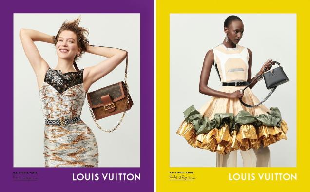 Louis Vuitton F/W 2020.21 by Nicolas Ghesquière