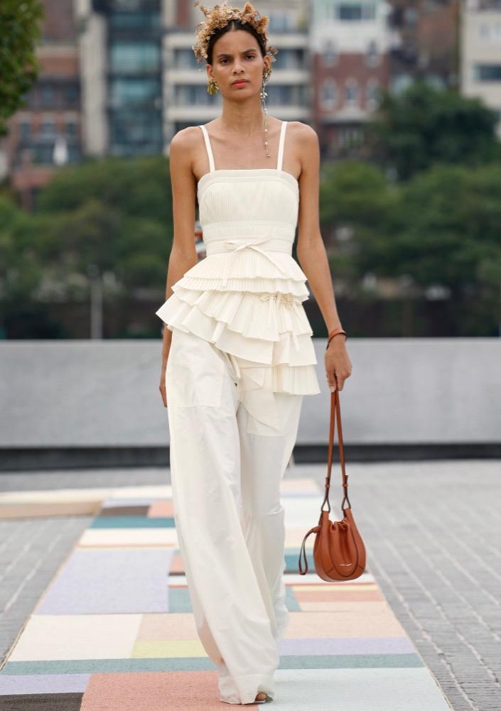 New York Fashion Week Spring 2021