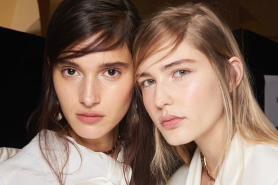 These Are Our Favorite Hairstyles From Fashion Month Spring 2021