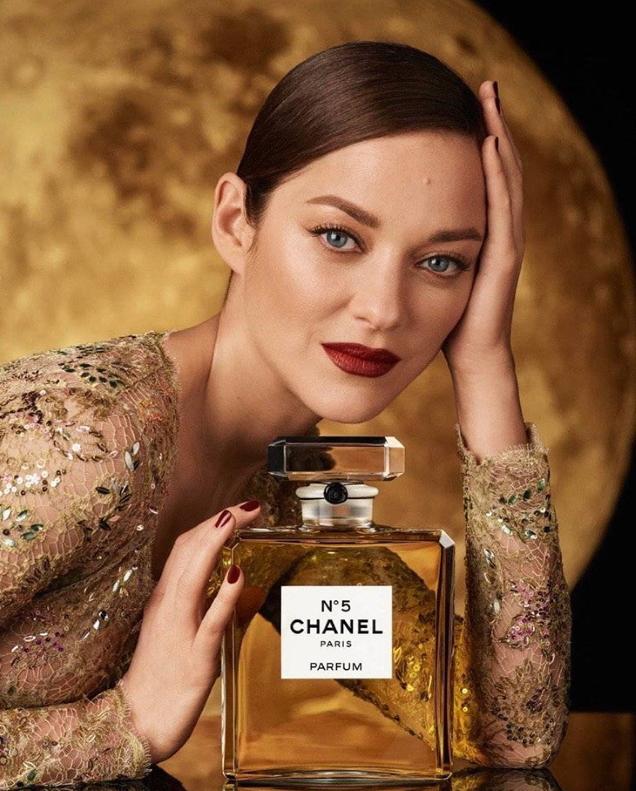 Chanel 'No. 5' Fragrance 2020 : Marion Cotillard by Steven Meisel & Johan Renck