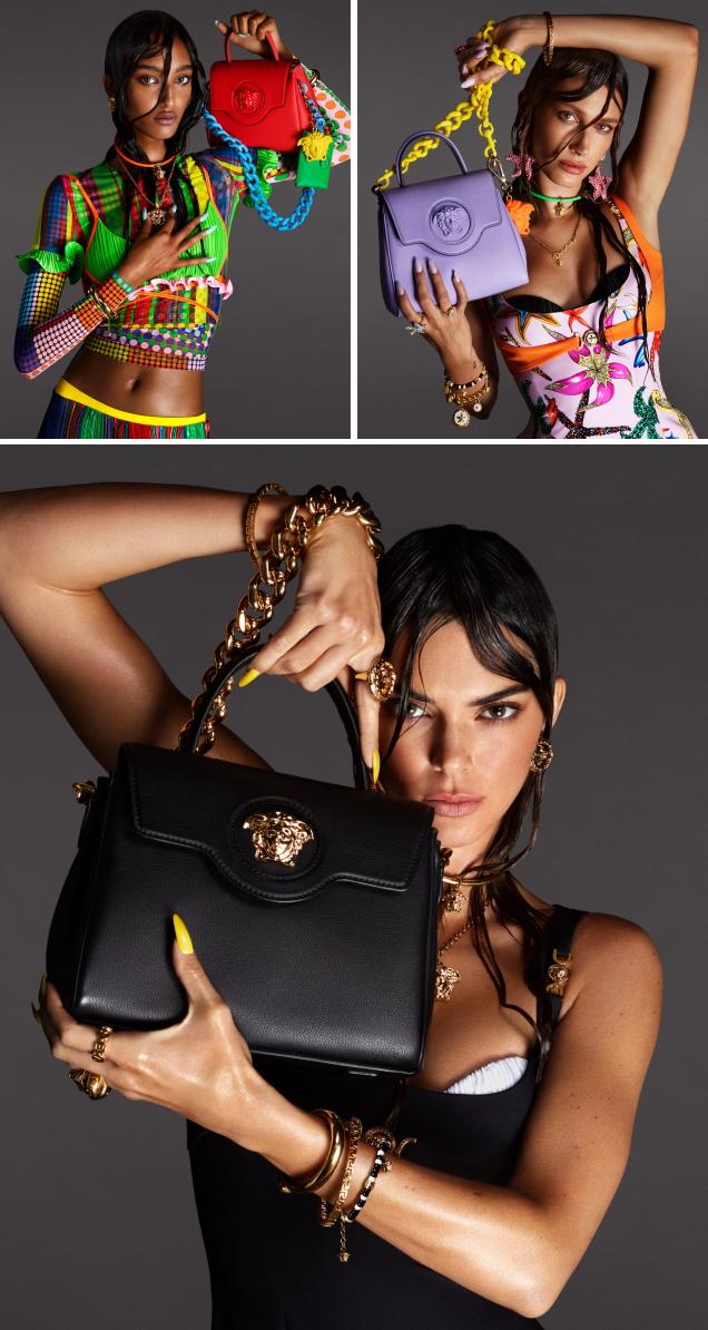 Versace S/S 2021 by Mert Alas & Marcus Piggott