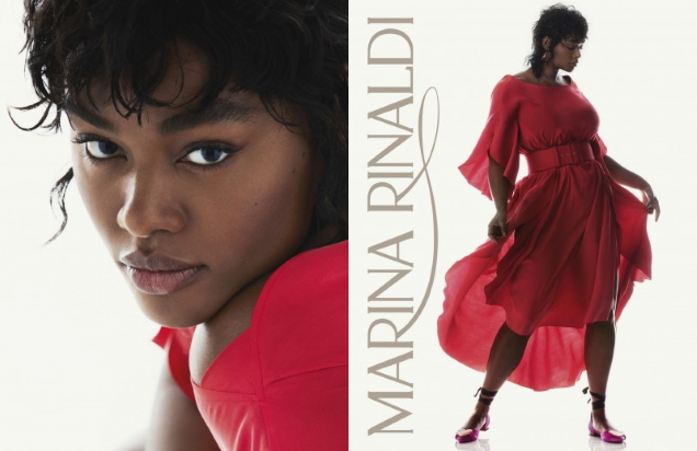 Marina Rinaldi S/S 2021 : Precious Lee by Txema Yeste