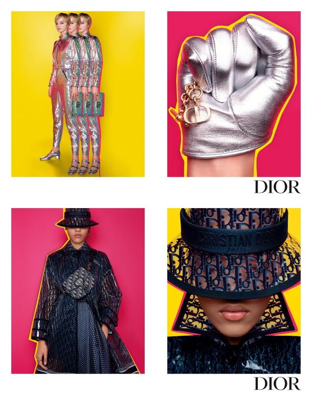 Christian Dior Pre-Fall 2021 by Brigitte Niedermair