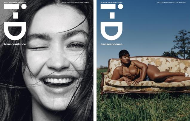i-D Summer 2021 : The 'New Worldwi-De' Issue