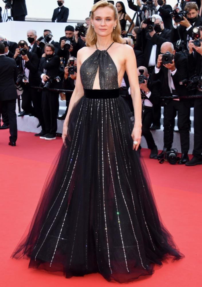 Diane Kruger at the Premiere of Tout S'est Bien Passé