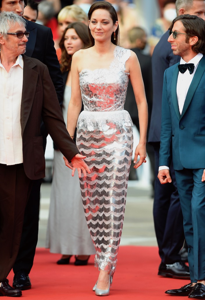 Marion Cotillard at the Opening Ceremony and Premiere of Annette