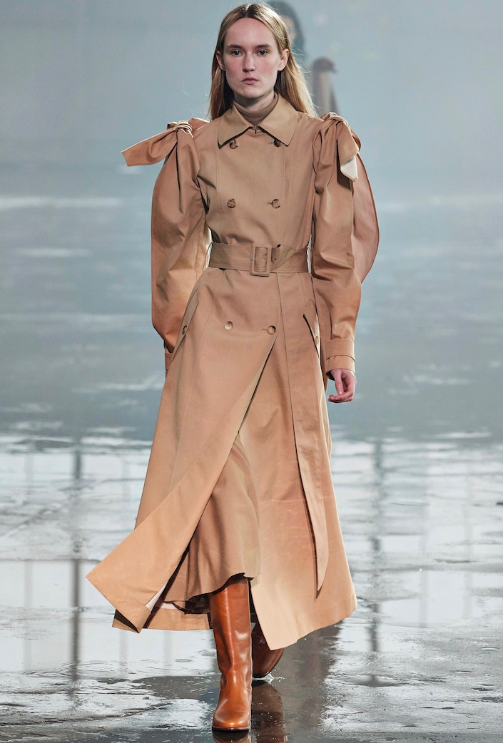 Not Your Typical Trench