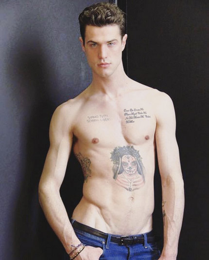 German male models hot Uncensored: The