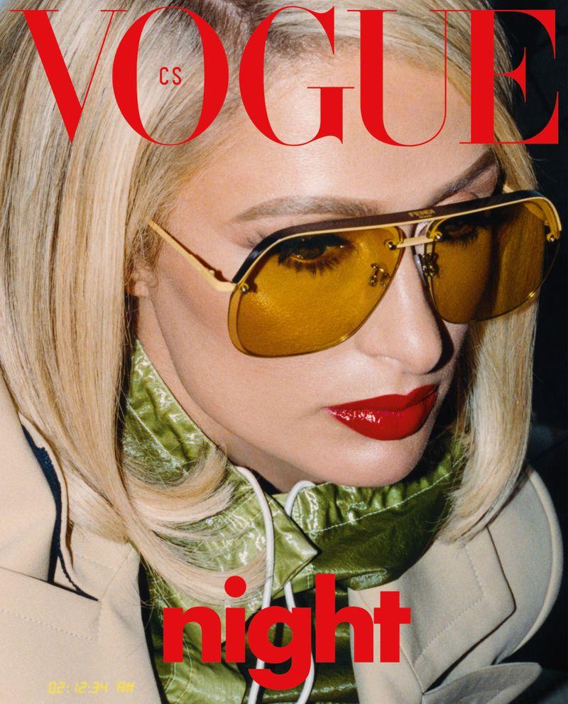 Vogue Czechoslovakia