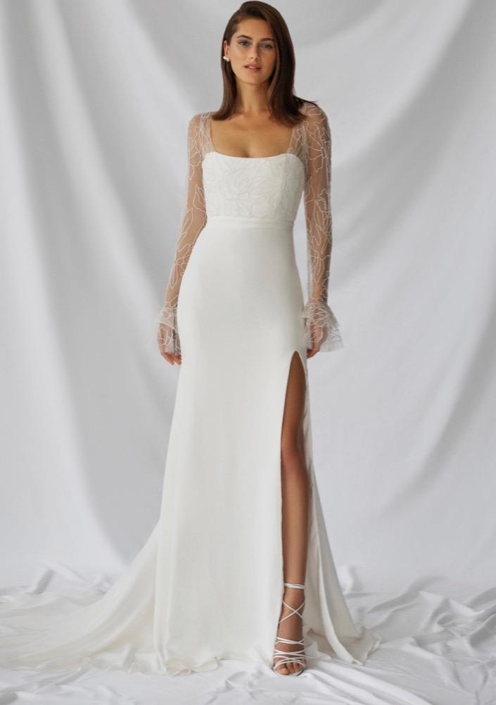 Alexandra Grecco Bridal Fall 2021