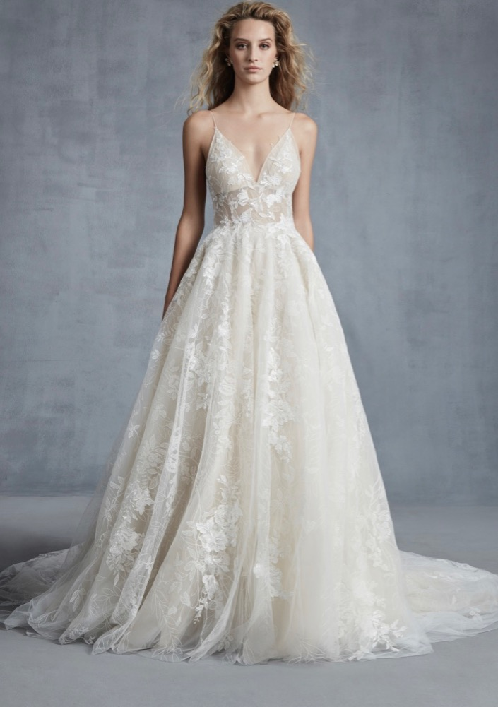 Ines Di Santo Bridal Fall 2021