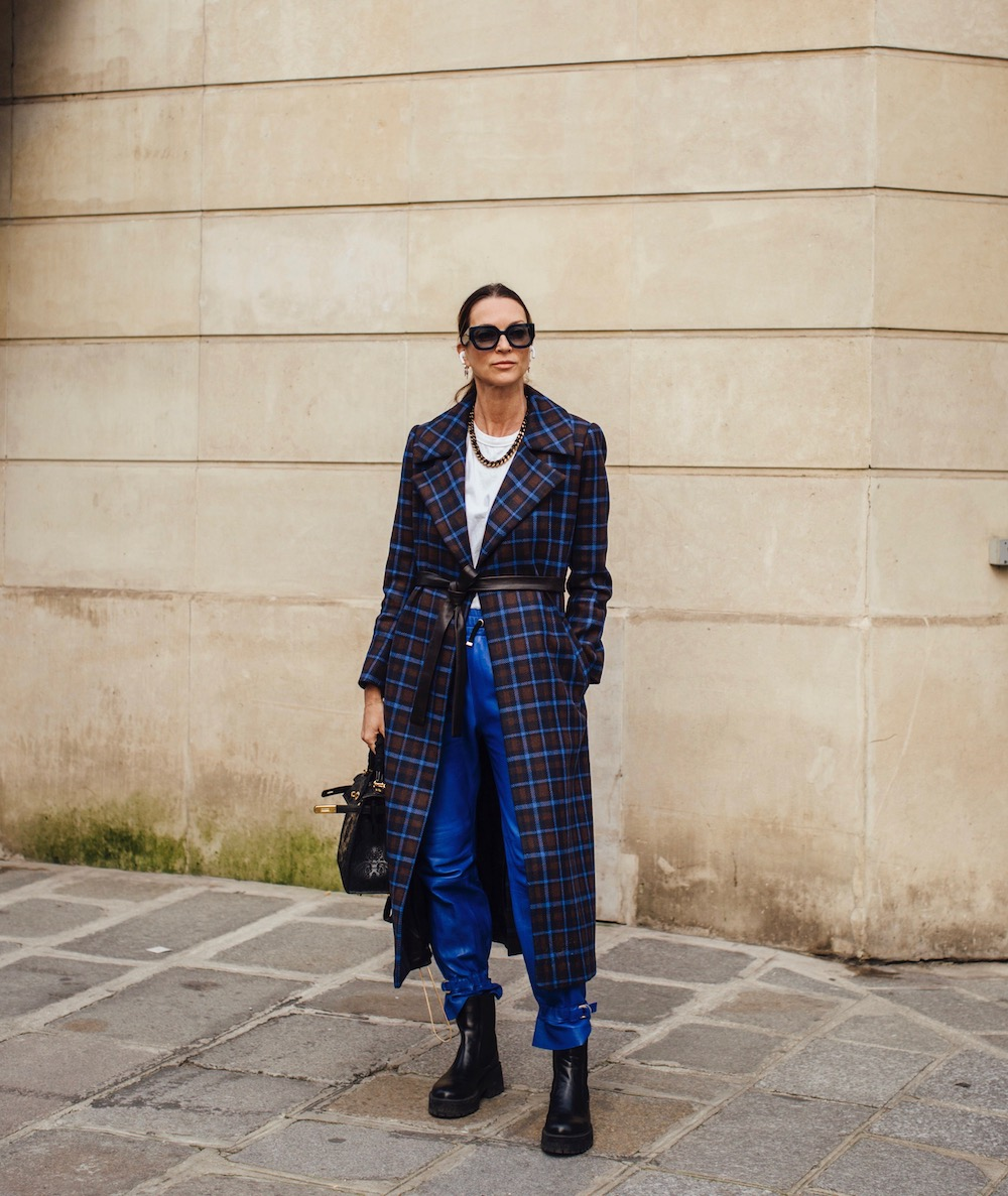 Paris Fashion Week Street Style Fall 2021