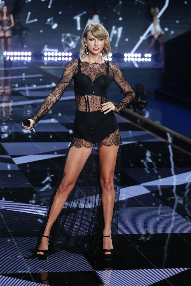 Thighs her kills she with Why Does