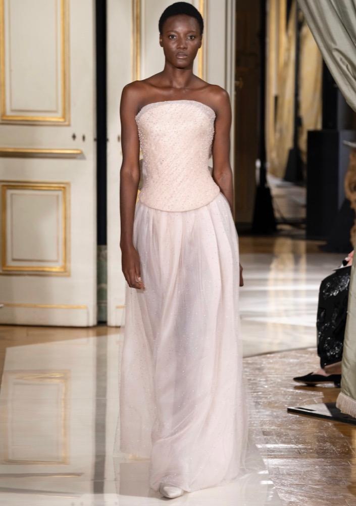 Armani Privé Fall 2021 Haute Couture