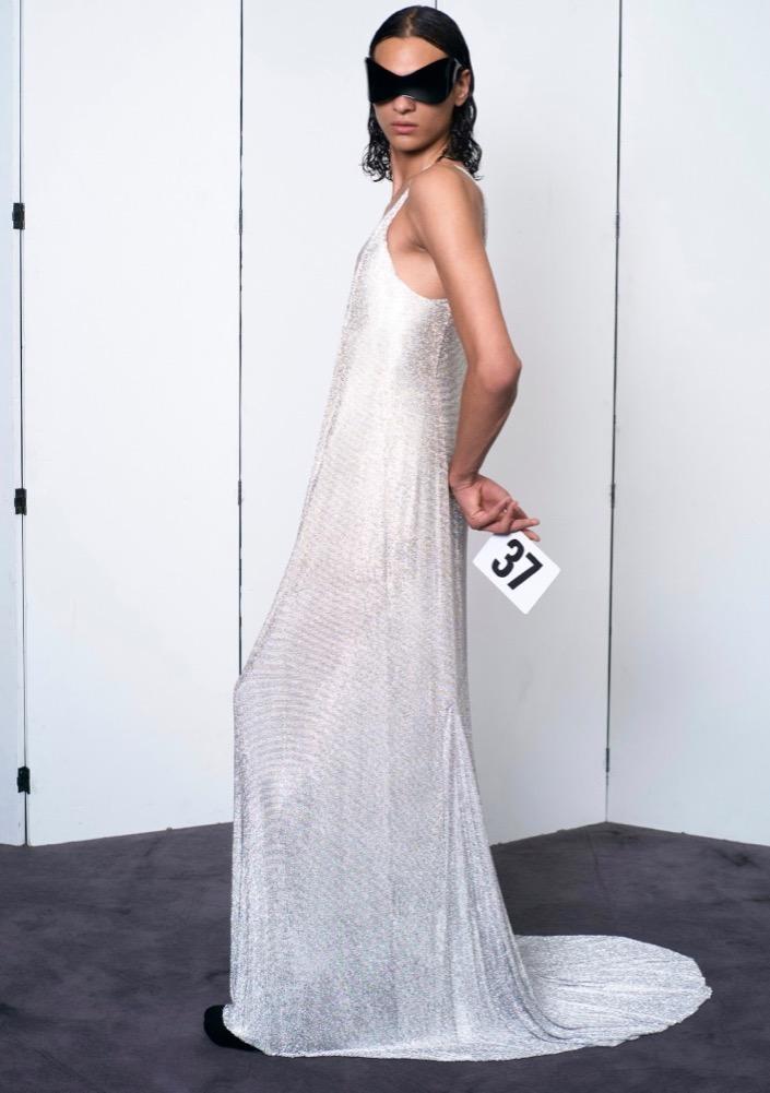 Balenciaga Fall 2021 Haute Couture