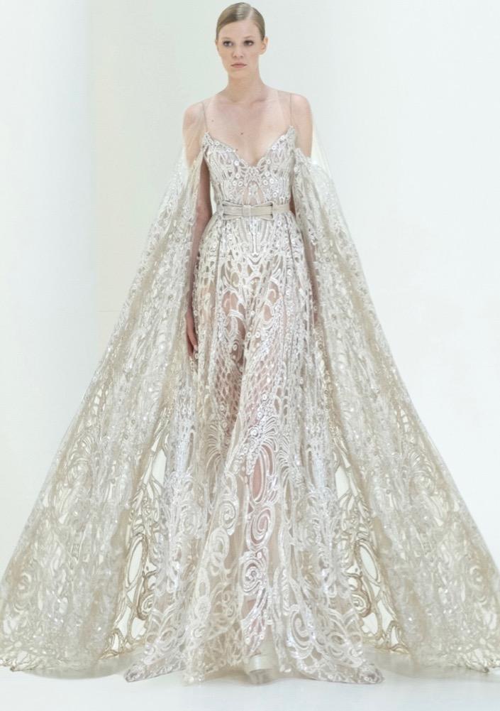 Elie Saab Fall 2021 Haute Couture