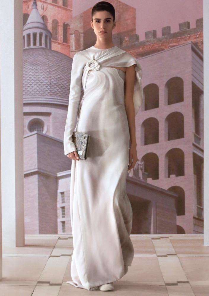 Fendi Fall 2021 Haute Couture