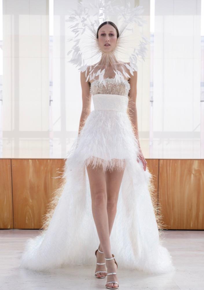 Antonio Grimaldi Fall 2021 Haute Couture