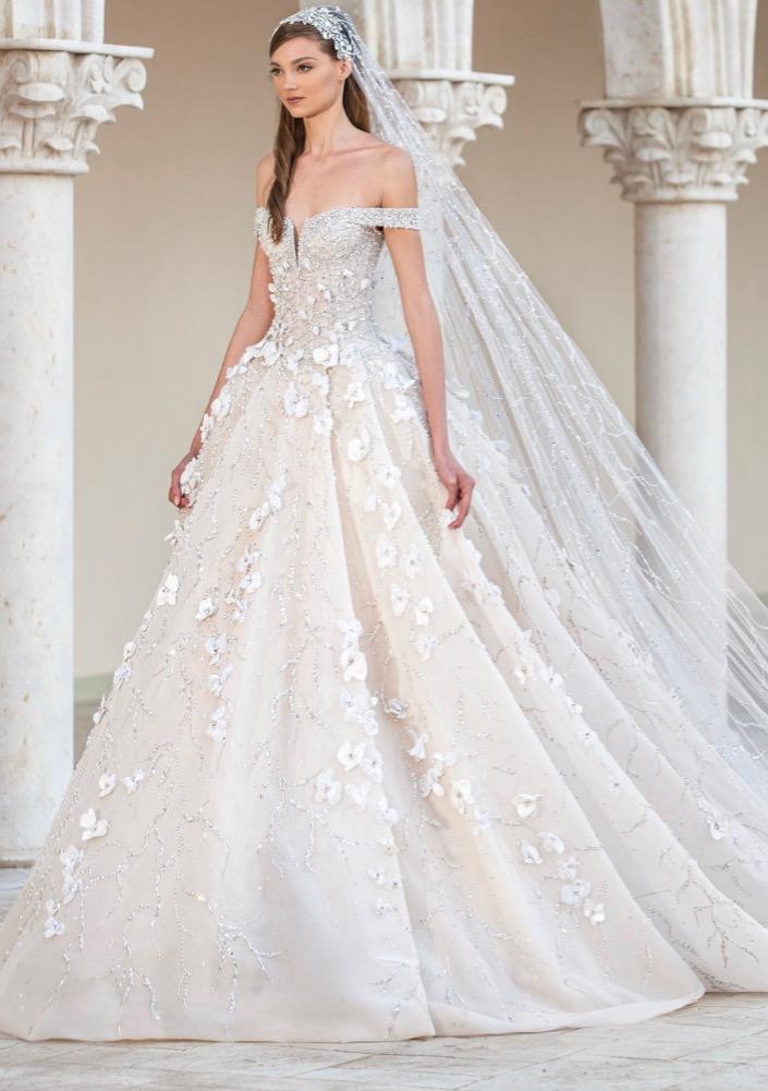 Georges Hobeika Fall 2021 Haute Couture