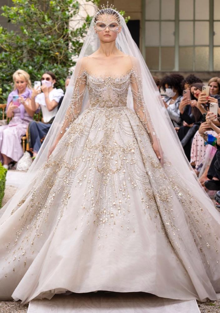 Zuhair Murad Fall 2021 Haute Couture