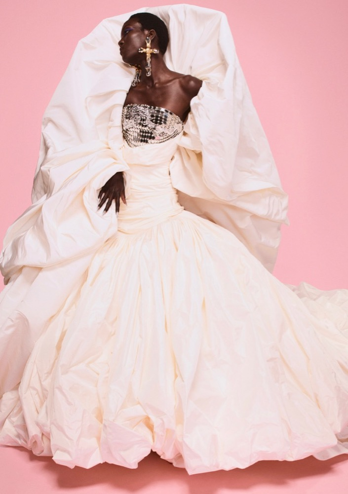 Schiaparelli Fall 2021 Haute Couture