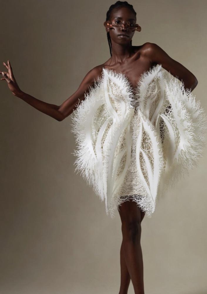 Iris van Herpen Fall 2021 Haute Couture